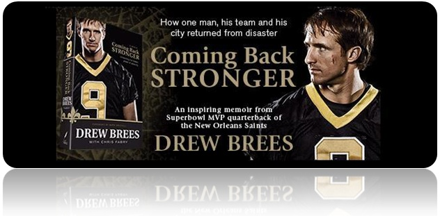 Coming Back Stronger By Drew Brees Covered Law Enforcement