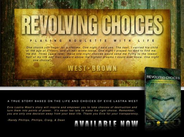 Revolving Choices Book